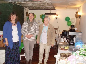 Macmillan coffee morning Sept 2015