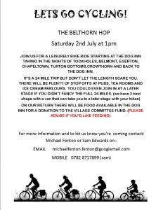 BELTHORN HOP 2